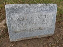 Hazel <I>Stoops</I> Bartley