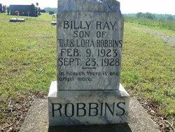Billy Ray Robbins