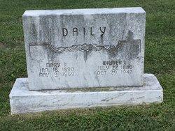 Mary Day <I>Mathews</I> Daily