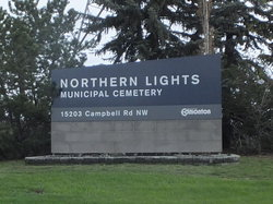 Northern Lights Cemetery