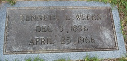 Kenneth L Weeks