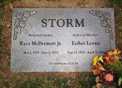 Racy McDermott Storm, Jr
