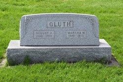 Martha <I>Ohland</I> Gluth