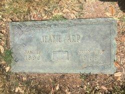 Jeannie L <I>Franklin</I> Arp