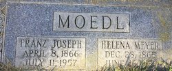 Helena <I>Meyer</I> Moedl