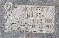 Monty Christo Morrow