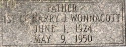 Harry J Wonnacott, Jr