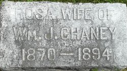 Rosa Chaney