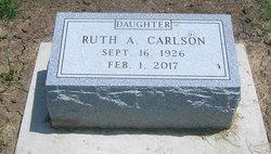 Ruth Alice Carlson
