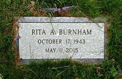 Rita A. <I>Shelton</I> Burnham