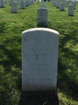 William D Adkins