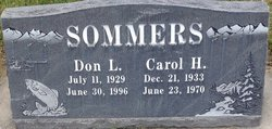 Don Leon Sommers