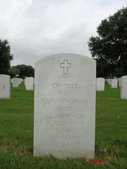 Orville Ray Cunningham