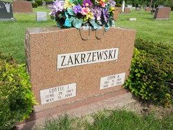 Lottie J <I>Borowski</I> Zakrzewski