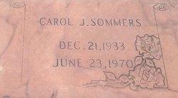 Carol <I>Jackson</I> Sommers