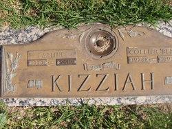 Earline Flossie <I>Terry</I> Kizziah