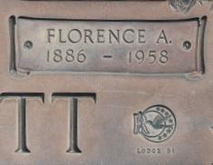 Florence Augusta <I>Hull</I> Abbott