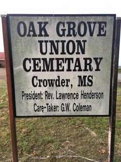Oak Grove Union Cemetery