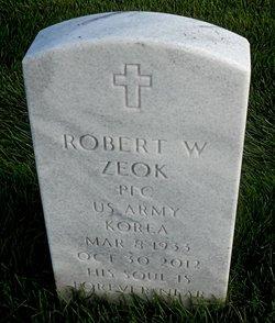 Robert W Zeok