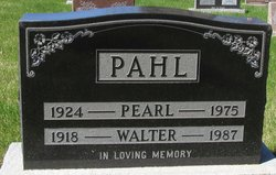 Walter Pahl