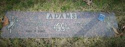 Arlene E <I>Smithburger</I> Adams