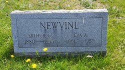 Eva <I>Gardiner</I> Newvine