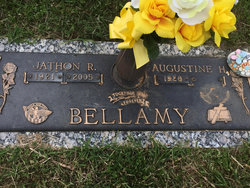 "Augustine ""Teenie"" <I>Howard</I> Bellamy"