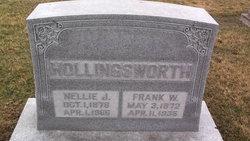 Nellie Jane <I>Doggett</I> Thompson