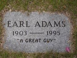 William Earl Adams