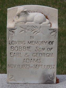 "Robert ""Bobbie"" Adams"