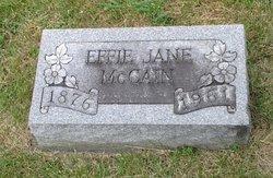 Effie Jane <I>Handley</I> McCain