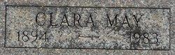 Clara May <I>Neville</I> Adams