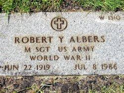 Robert Y Albers