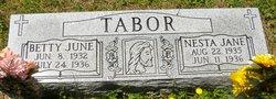 Nesta Jane Tabor