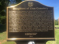 Daughters of Zion Cemetery