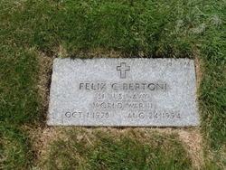 Felix C Bertoni