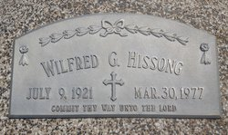 "Wilfred C. ""Bill"" Hissong"