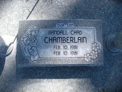Randall Chad Chamberlain
