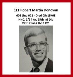 Lieut Robert Martin Donovan