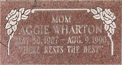 "Agnes ""Aggie"" Wharton"