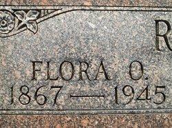 Flora O. Reed