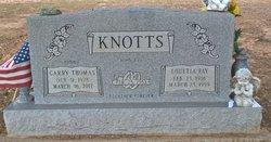 "Garry Thomas ""Tommy"" Knotts"
