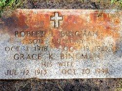 Grace Kathryn Bingman