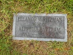 Eleanor M. <I>Ritzman</I> Bartram