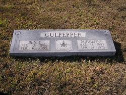 Rudolfine Culpepper