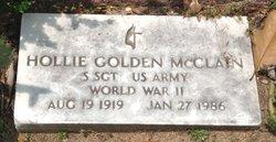 Hollie Golden McClain