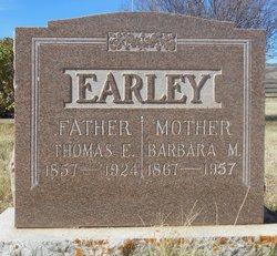Barbara Miranda <I>Murphy</I> Earley