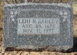Lehi Nephi Earley