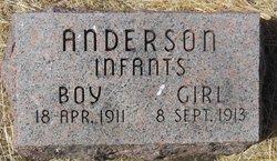 """""""Baby Boy"""" Anderson"""