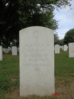 Juanita V Gamez